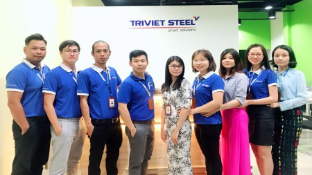 Triviet Steel is now present in Yangon, Myanmar