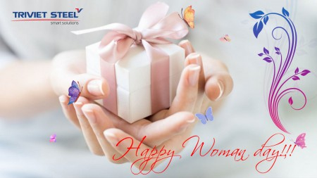 Happy Women's Day 8.3.2018