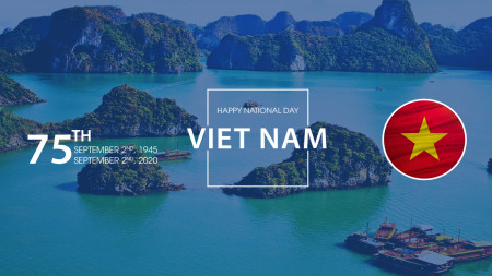 Notice of Vietnam National Day